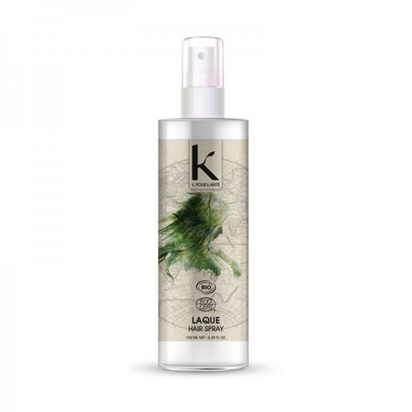 Gel spray fixation bio K pour Karité 150ml