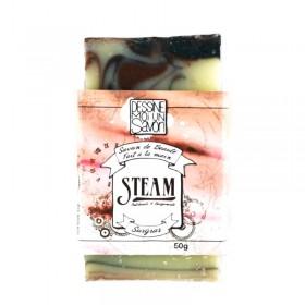 Mini Savon Steam Dessine moi un savon 50g