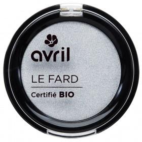 Avril Fard à paupières bio Gris perle 2,5g