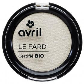 Avril Fard à paupières bio Ivoire Nacré 2,5g