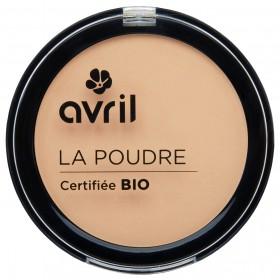 Avril Poudre Compact Claire Bio
