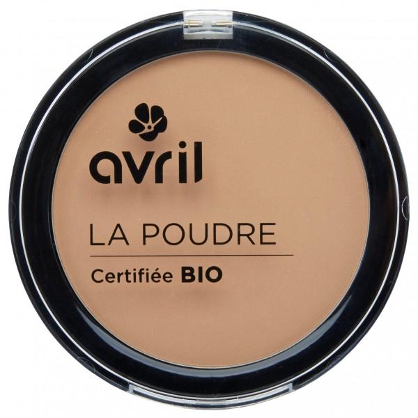 Avril Poudre Compact Nude Bio