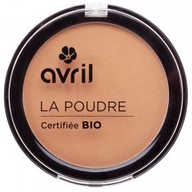 Avril Poudre Bronzante caramel doré Bio