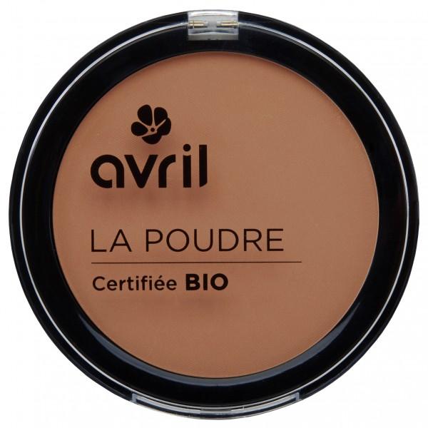 Avril Poudre Compact Cuivré Bio