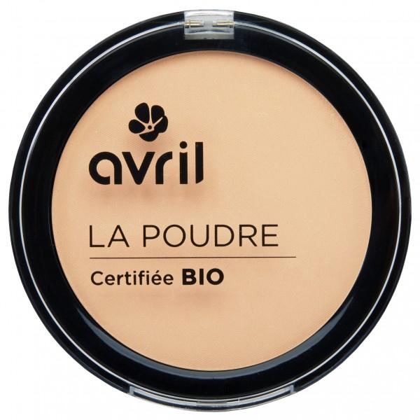 Avril Poudre Compacte Porcelaine Bio