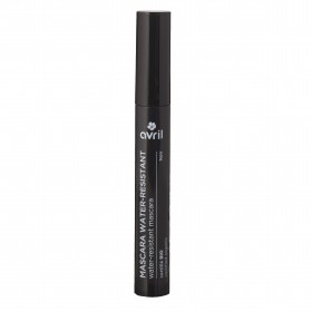 Mascara waterproof bio noir Avril 10ml