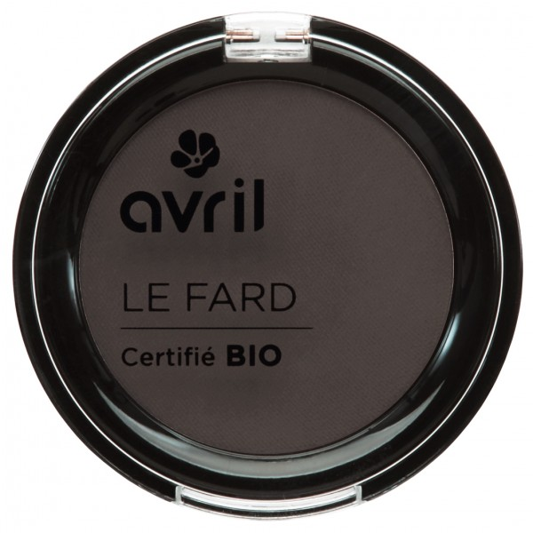 Fard à sourcils Chatain clair bio Avril 2.5g