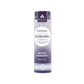 Déodorant Stick Provence tube en carton Ben & Anna 60g