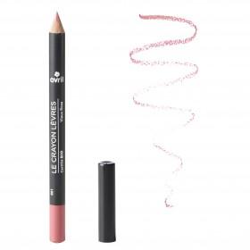 Avril Crayon contour à lèvre Vieux Rose Bio