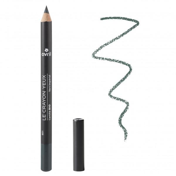 Avril crayon Vert impérial certifié bio 1g