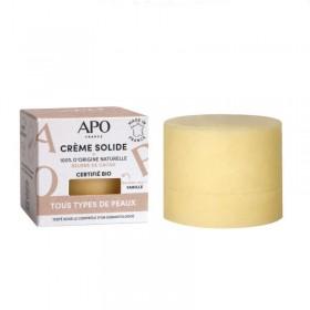 Crème solide bio multi usages APO 50g