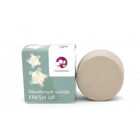 Récharge pour déodorant solide Pachamamai Fresh up naturel et vegan 25g