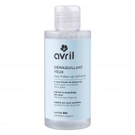 Démaquillant yeux Avril eau de bleuet bio 150 ml