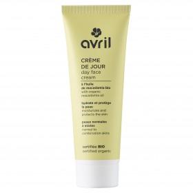 Avril Crème de jour Bio peau normale et mixte 50ml
