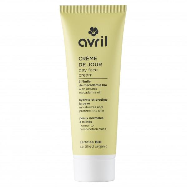 Crème de jour Bio Avril peau normale et mixte 50ml