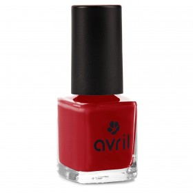 Avril Vernis à Ongles Rouge Opéra n°19