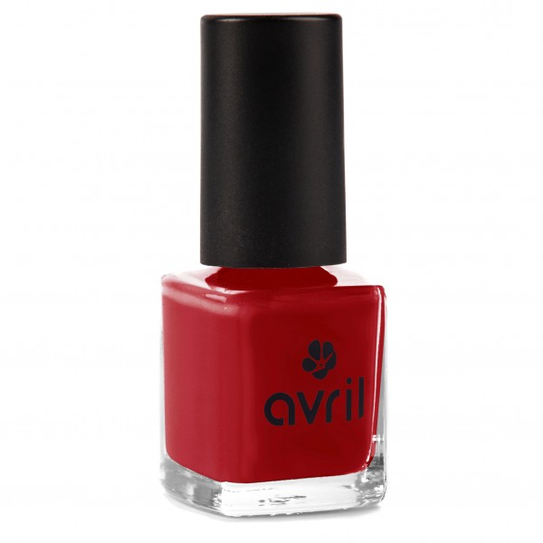 Avril Vernis à Ongles Rouge Opéra