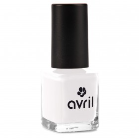 Avril Vernis à Ongles French blanc