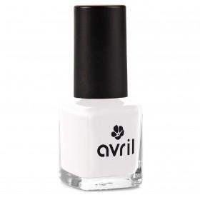Avril Vernis à Ongles French blanc n°95