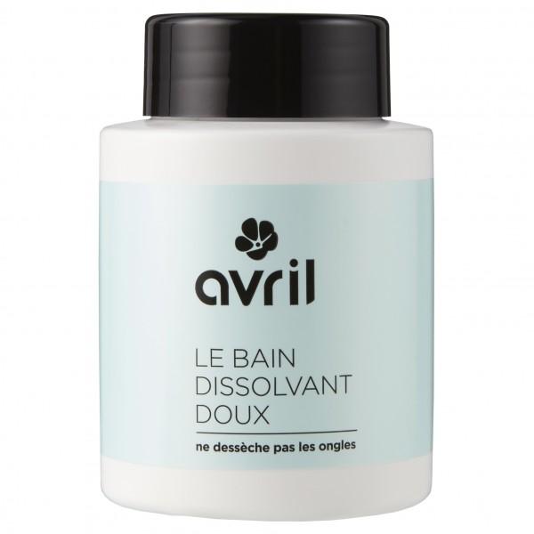 Bain dissolvant sans acetone Avril 75ml