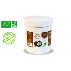 Huile vierge de coco Bio 500g Algovital