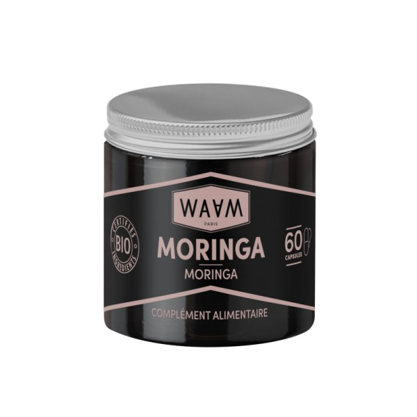 Moringa bio Waam 60 gellules