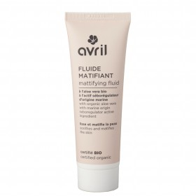 Fluide matifiant bio Avril 50ml