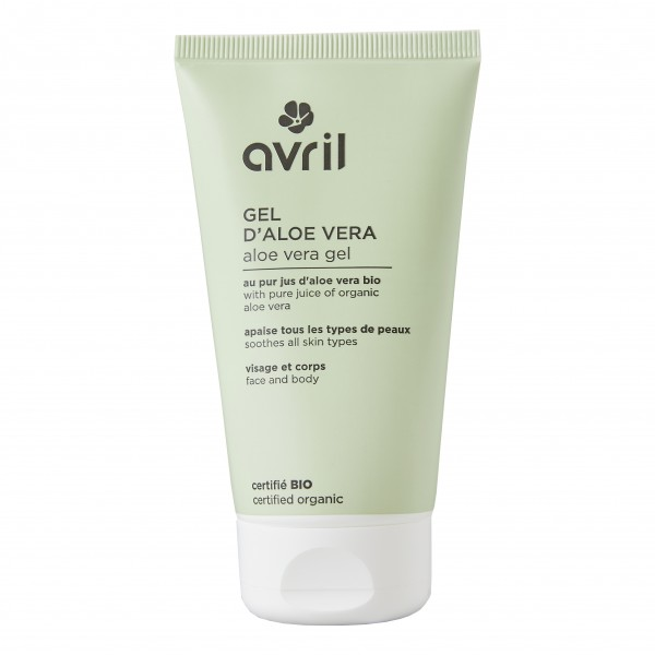 Gel d'aloe vera bio Avril 150ml