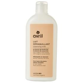 Lait démaquillant huile de grenade bio - 250 ml Avril