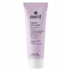 Crème Visage anti age Avril 50ml