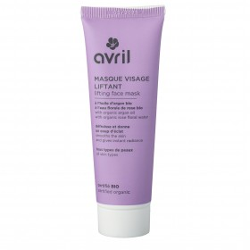 Masque visage liftant bio Avril 50ml