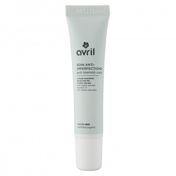 Soin anti-imperfections bio Avril 15ml