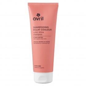 Shampoing Bio Avril éclat couleur cheveux colorés ou méchés 250ml