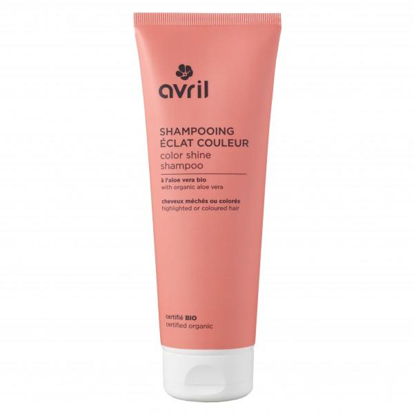 Shampoing Bio Avril cheveux colorés et terne 250ml