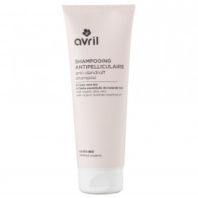 Shampoing  antipelliculaire Bio Avril 250ml