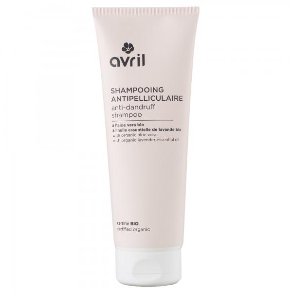 Shampoing antipelliculaire Bio Avril 250ml