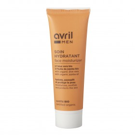 Soin hydratant Avril MEN Bio 50ml