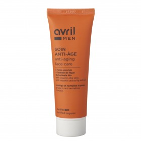 Soin anti-âge Avril MEN Bio 50ml