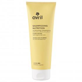 Shampoing Bio Avril nutrition cheveux secs et abimés 250ml