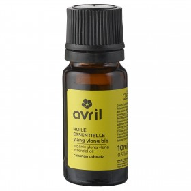 Huile essentielle Ylang ylang Bio Avril 10ml DLUO COURTE