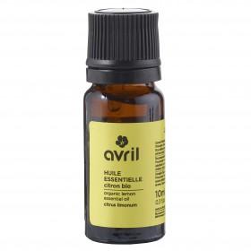 Huile essentielle de Citron Bio Avril 10ml