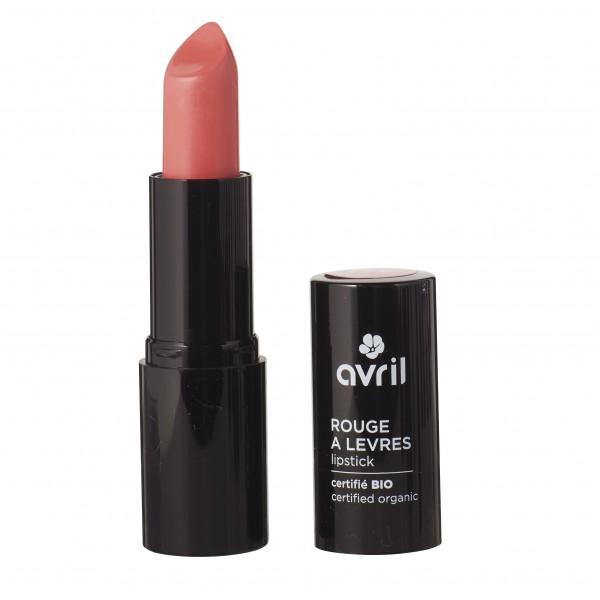 Avril Rouge à lèvres Bois de rose bio N°634