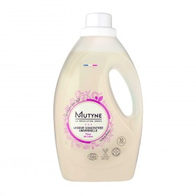 Lessive liquide Fleur de Lotus 30 Lavages Mutyne