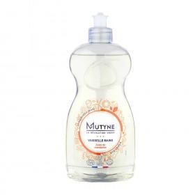 Liquide vaisselle Mains Zeste de Mandarine Mutyne 500ml