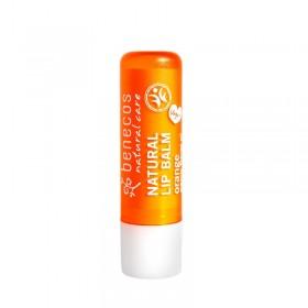 Baume à lèvres Bio Orange BENECOS 4,8g