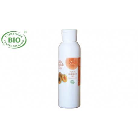 Huile végétale de noyau d'abricot Bio 125ml Algovital