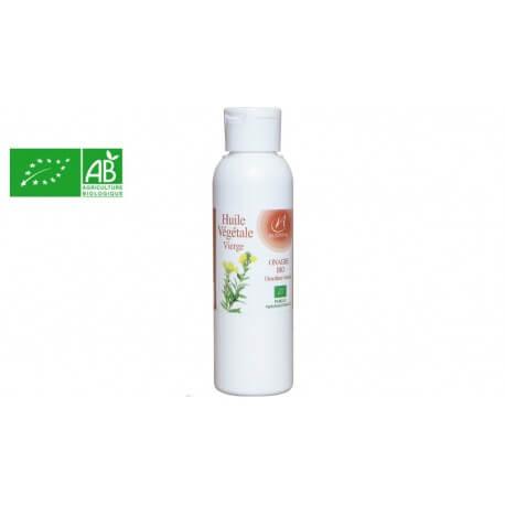 Huile végétale d'onagre Bio 125ml Algovital