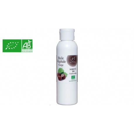 Huile végétale de noisette Bio 125ml Algovital