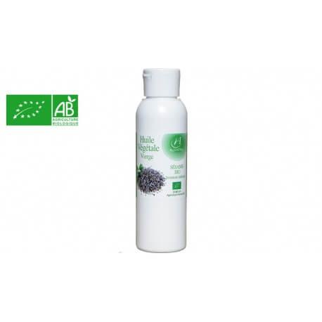 Huile végétale de sesame Bio 125ml Algovital