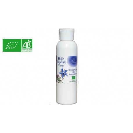 Huile végétale de bourrache Bio 125ml Algovital